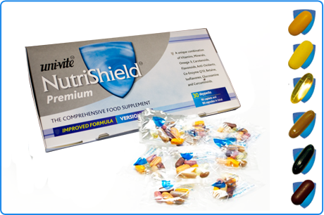 No-header Pillars of Health 14 slides NutriShield Multi Vitamins and Minerals