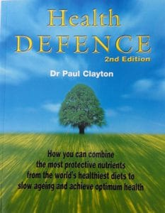 Health Defence Cookbook NutriShield Multi Vitamins and Minerals