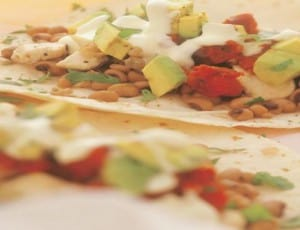 Chicken tortilla wraps NutriShield Multi Vitamins and Minerals