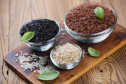 Nutrient-dense superfoods black rice, purple corn, red palm oil NutriShield Multi Vitamins and Minerals