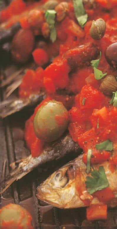 Sardines baked in tomato sauce NutriShield Multi Vitamins and Minerals