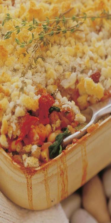 Vegetable cassoulet NutriShield Multi Vitamins and Minerals