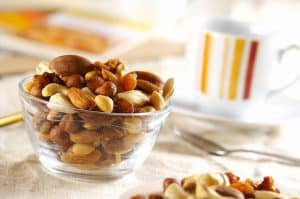 different nuts for snack NutriShield Multi Vitamins and Minerals