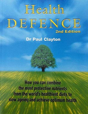 Dr Paul Clayton pages NutriShield Multi Vitamins and Minerals