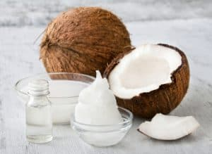 Coconut and coconut oil NutriShield Multi Vitamins and Minerals