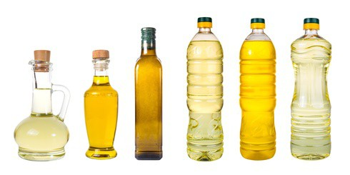 Various fats and oils