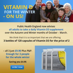 Symptoms and risks for Vitamin D deficiency NutriShield Multi Vitamins and Minerals