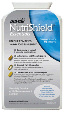 Shop Essentials July 18 - Paypal Bespoke 1 NutriShield Multi Vitamins and Minerals