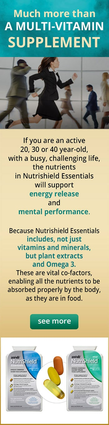 ad NutriShield Multi Vitamins and Minerals