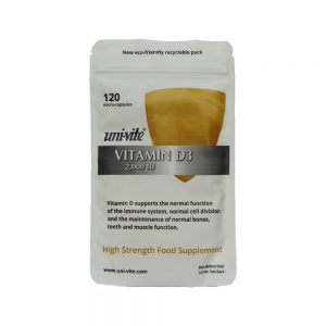Vitamin D NutriShield Multi Vitamins and Minerals